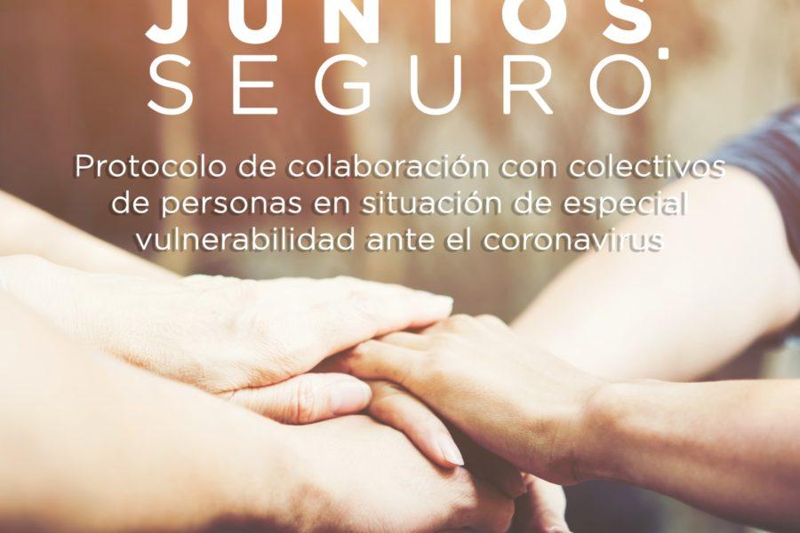 Protocolo de colaboración gratuita con colectivos sociales ante COVID-19