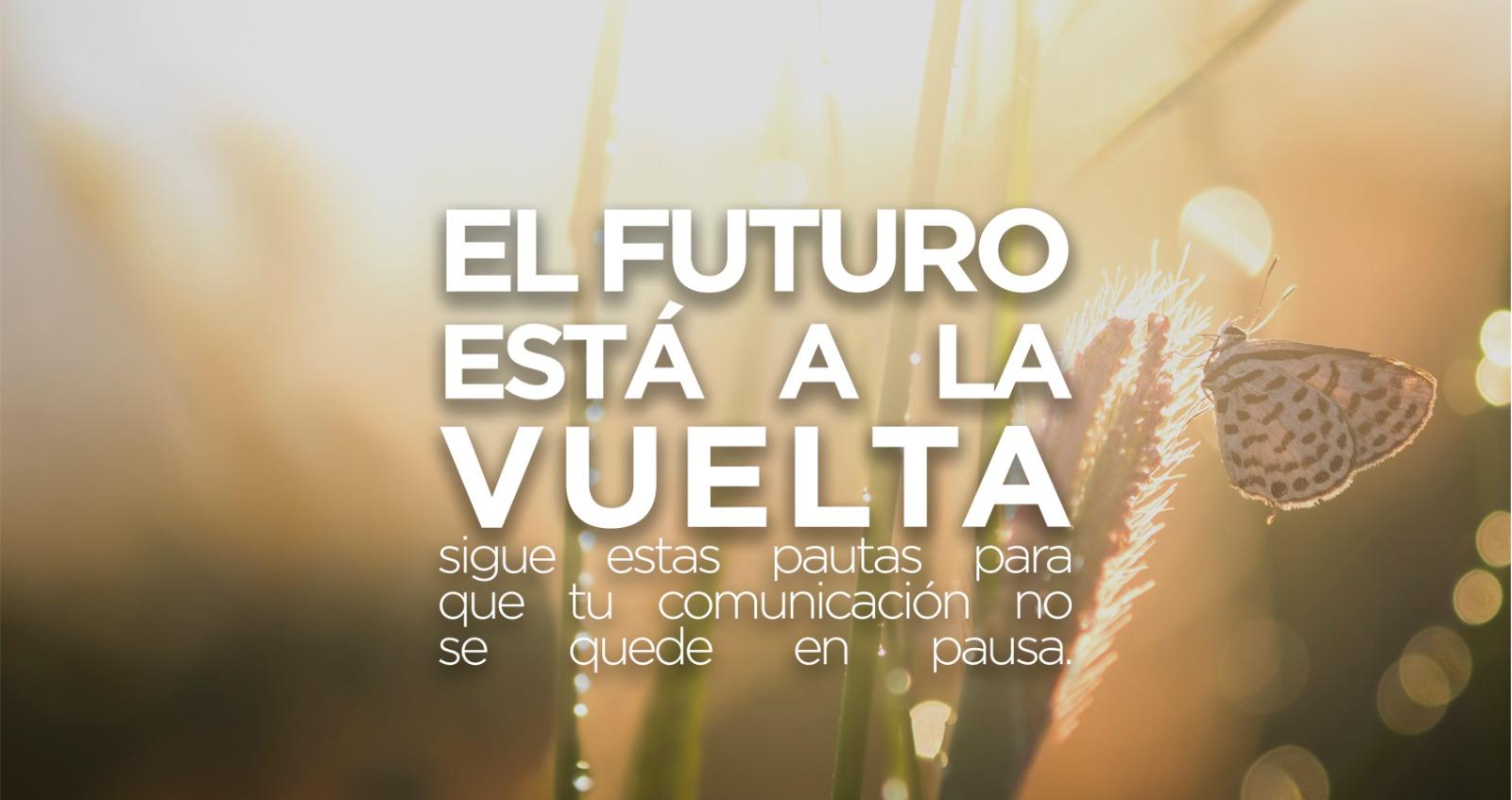 El futuro está a la vuelta: ¿cómo te preparas para su llegada?